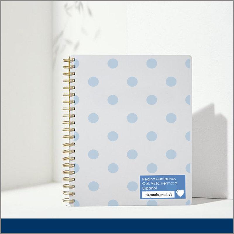Etiquetas para Cuaderno para Tu Información Personal