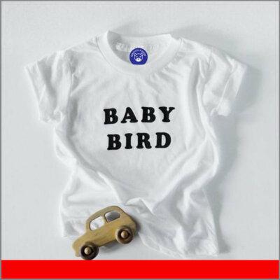 Etiqueta para Playera De Bebés