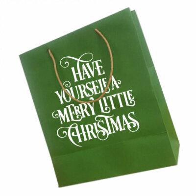 Bolsas para Navidad